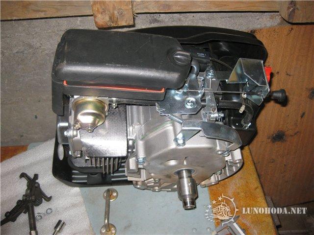 lifan двигатель для лодки