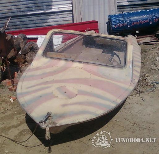 наши лодки в хмао