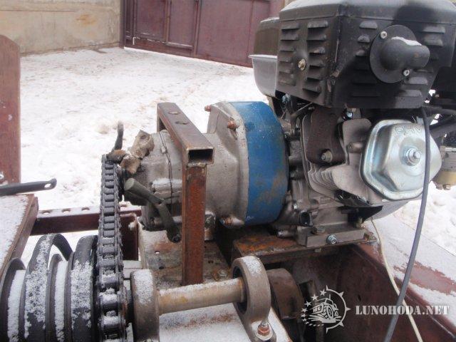 двигатель мотоблока плюс кпп ваз передний привод 1060483651
