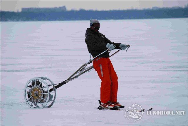 самодельная мототехника для рыбалки