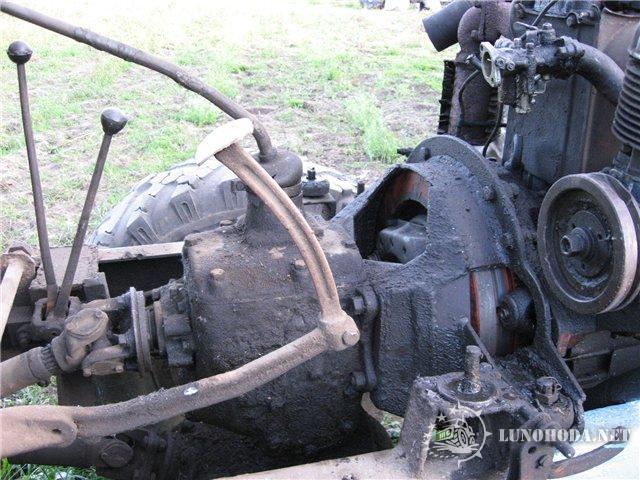 Самодельные трактора двигатель д-21