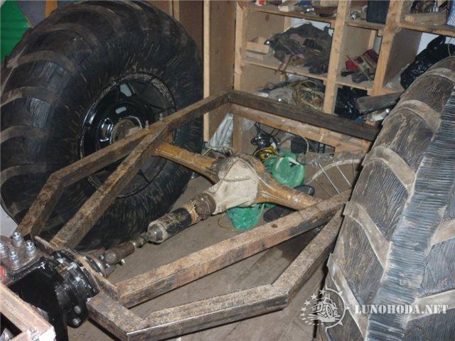 Мотор болотохКак своими руками построить ангар